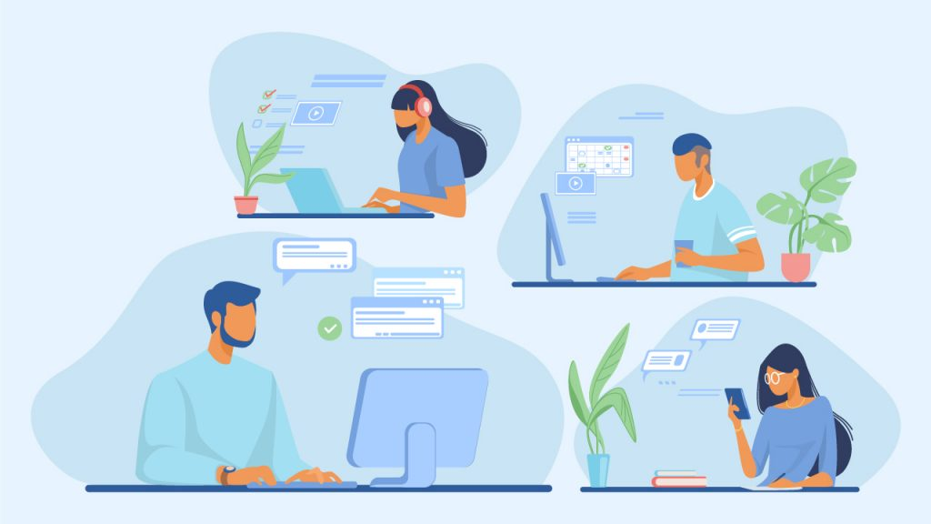 Top 3 tips for leaders running remote teams