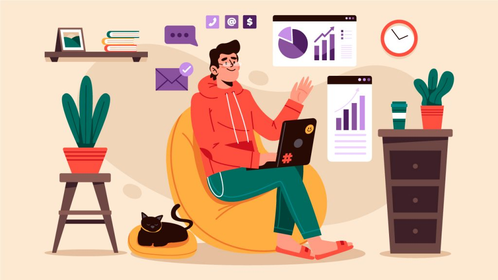 Remote Working Is Reshaping A Future of Work
